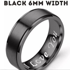 Other - Mens Stainless Steel Ring